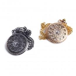 Elegancki zegarek na łańcuszku męski RETRO / zegarek kieszonkowy