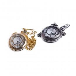 Zegarek na łańcuszku męski RETRO / zegarek kieszonkowy na prezent