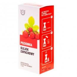 Naturalne aromaty olejek zapachowy POZIOMKA 12ml aromaterapia