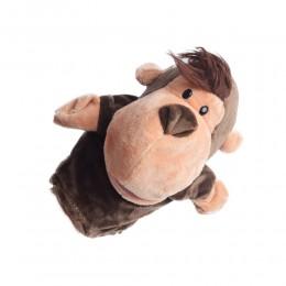 Zabawki pacynki kukiełki pacynka na rękę dla dzieci MAŁPKA małpa