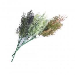 Jesienna gałązka bukiet sztuczna roślina tuja cyprysik dł. 35 cm