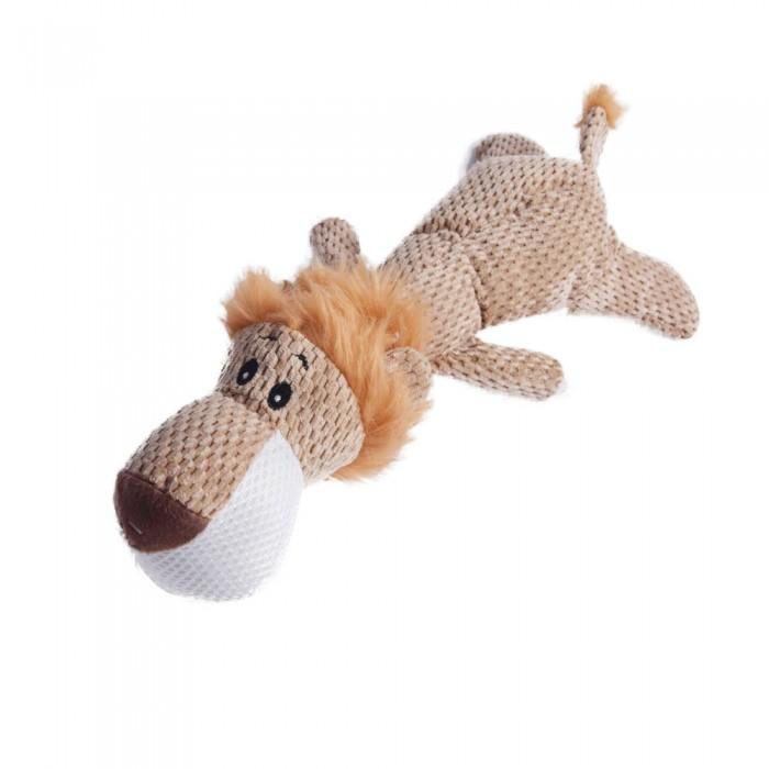 Długa piszcząca zabawka szarpak dla psa piszczałka ZWIERZĄTKO