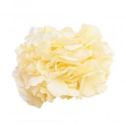 ŻÓŁTA hortensja wyrobowa duża główka kwiat sztuczny