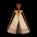 Domki, namioty