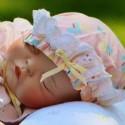 Czapki niemowlęce