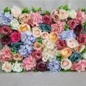 Kwiatowe ściany